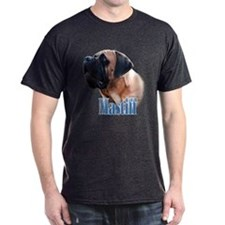Mastiff(apricot)Name T-Shirt