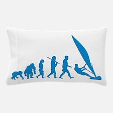 Windsurfer Evolution Pillow Case