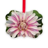 Dahlia Picture Frame Ornaments