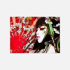 Geisha 5'x7'Area Rug