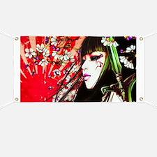 Geisha Banner