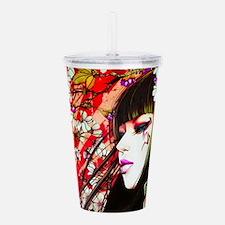 Geisha Acrylic Double-wall Tumbler