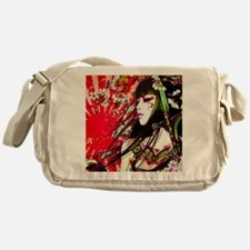 Geisha Messenger Bag