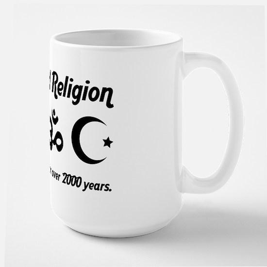 Organized Religion Large Mug