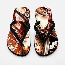 Geisha Flip Flops