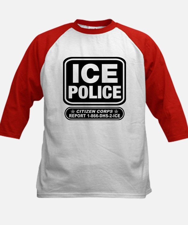 ICE Police Citizen Corps Tee