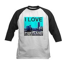 I Love Portland, Oregon Tee