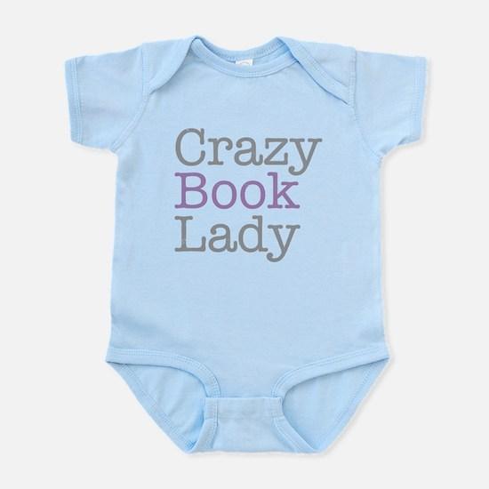 Crazy Book Lady Body Suit