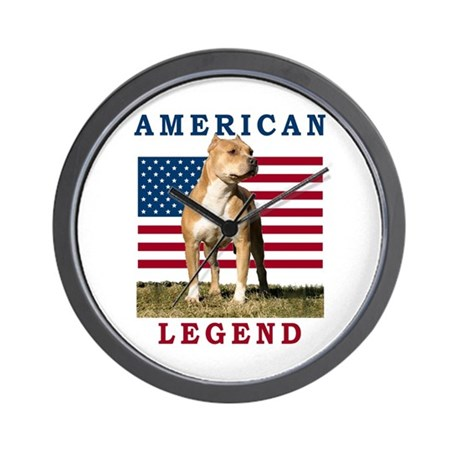 American Legend Wall Clock