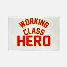 WORKING CLASS HERO Rectangle Magnet