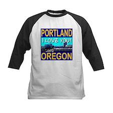 Portland, Oregon I Love You! Tee