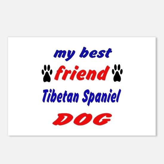 My Best Friend Tibetan Sp Postcards (Package of 8)