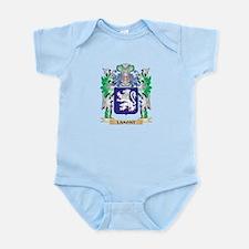 Lamont Coat of Arms - Family Crest Body Suit