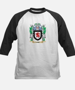 Lane- Coat of Arms - Family Crest Baseball Jersey