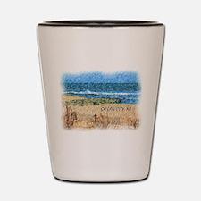 Unique Nj Shot Glass