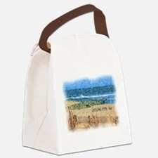 City Canvas Lunch Bag