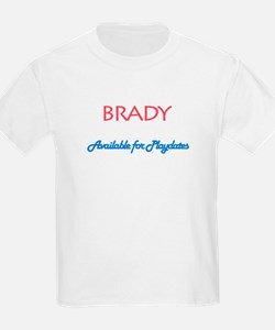 Brady - Available for Playdat T-Shirt
