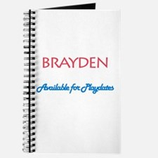 Brayden - Available for Playd Journal