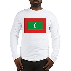 Maldives Long Sleeve T-Shirt
