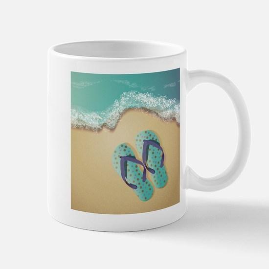 Flip Flops Mugs