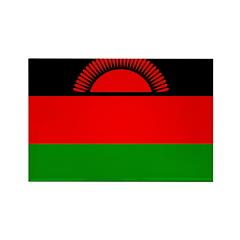 Malawi Rectangle Magnet