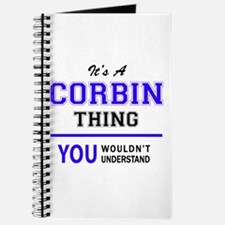 It's CORBIN thing, you wouldn't understand Journal