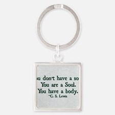 Soul and Body Keychains
