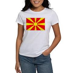 Macedonia Women's T-Shirt