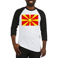 Macedonia Baseball Jersey