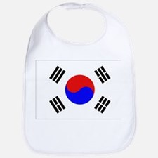 Korea Bib