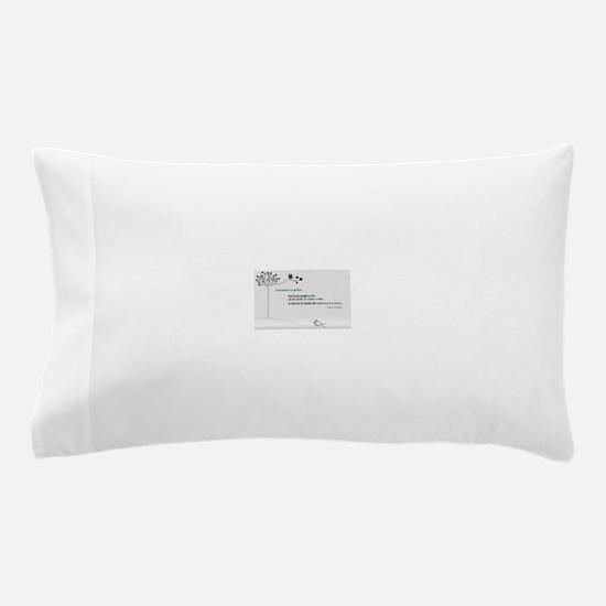 Einstein Pillow Case