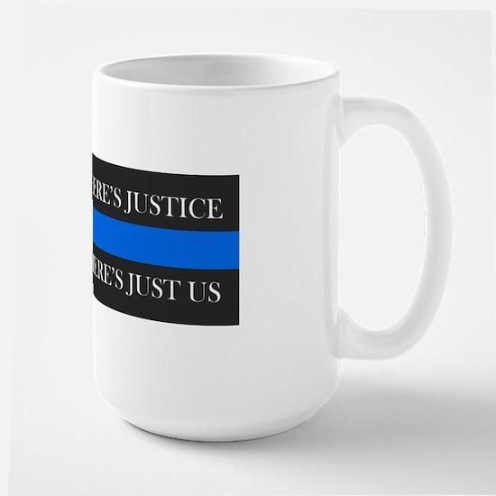 Just Us Large Mug