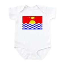 Kiribati Infant Bodysuit