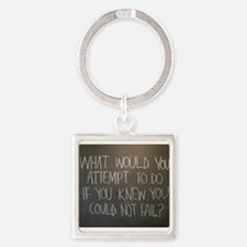 What would you attempt Keychains