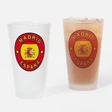 Cool Orgullo Drinking Glass