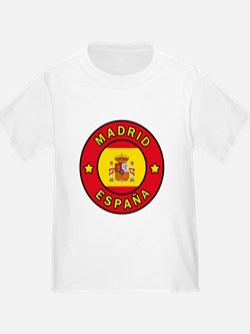 Madrid España T-Shirt