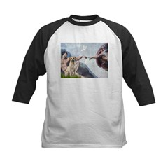Creation/Labrador (Y) Tee
