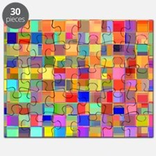 Color Mosaic Puzzle