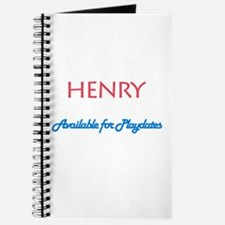 Henry - Available for Playdat Journal
