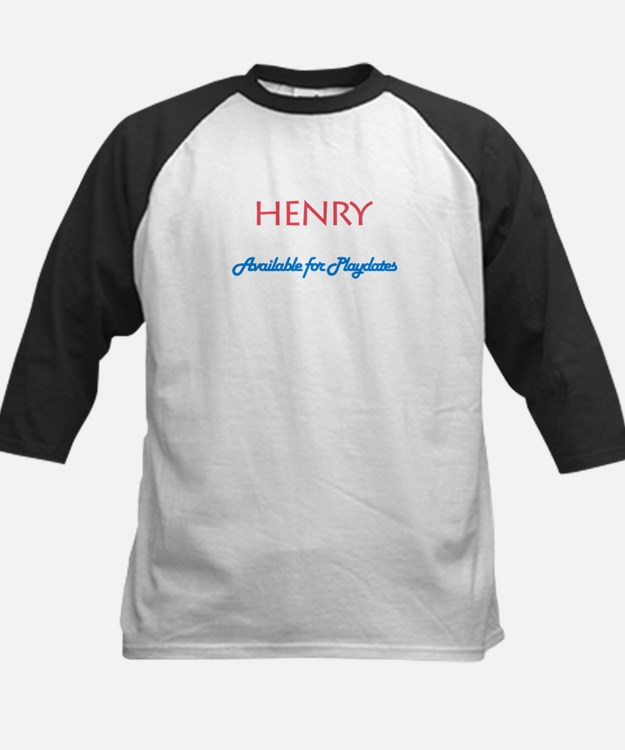 Henry - Available for Playdat Tee