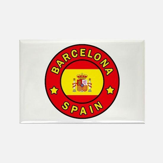 Barcelona Spain Magnets
