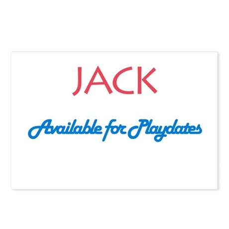 Jack - Available for Playdate Postcards (Package o