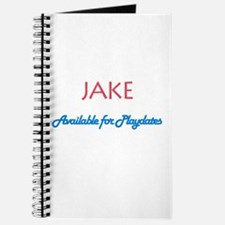 Jake - Available for Playdate Journal