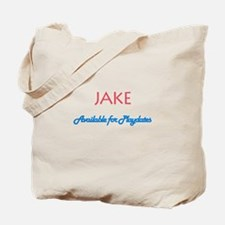 Jake - Available for Playdate Tote Bag