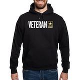 Army veteran Dark Hoodies