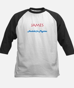 James - Available for Playdat Tee
