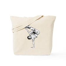 BBoy Freeze Tote Bag