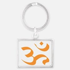 Cool Healing religion beliefs peace Landscape Keychain