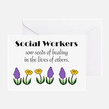 Seeds of Healing Greeting Card