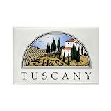Tuscany Magnets